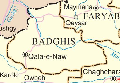 بادغیس، منطقهای که نه طالبان و نه هم دولت خریدارش است
