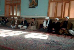 دیدار شورای خوت اسلامی هرات با خانواده مرحوم میر محمدافضل