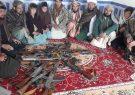 ۱۷۲ جنگجوی دیگر طالبان در هرات و غور نبرد را کنار گذاشتند