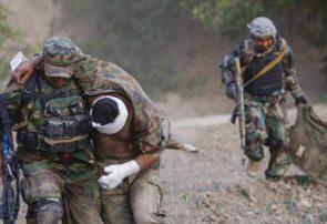 خشونتهای طالبان ادامه دارد؛ نیروهای امنیتی به حالت دفاعی فعال درمیآیند