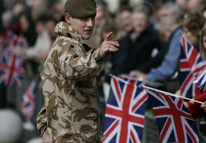 انگلیس میخواهد از افغانستان برود