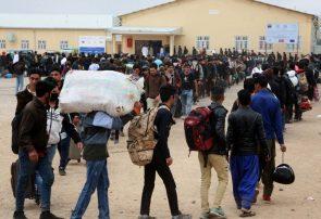 مرز اسلام قلعه تا شش روز نفس راحت میکشد/ایران به مهاجران اجازه خروج نمیدهد