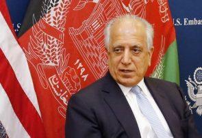 خلیلزاد، نام افراد مذاکره کننده با طالبان را رو کرد