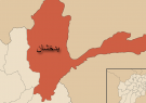 چهار پوسته امنیتی در بدخشان بدست طالبان افتاد