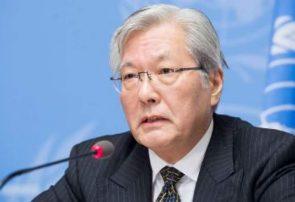 وزارت خارجه افغانستان نماینده سازمان ملل را احضار کرد
