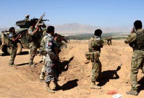 هفت کشته و زخمی طالبان در زد خورد با سربازن امنیتی در کندز