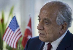 خلیلزاد میگوید غنی و عبدالله حاضر به حل بحران سیاسی هستند