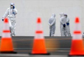 تلفات ویروس کرونا بدون کشور چین به ۶۵۰۰ تن رسیدهاست