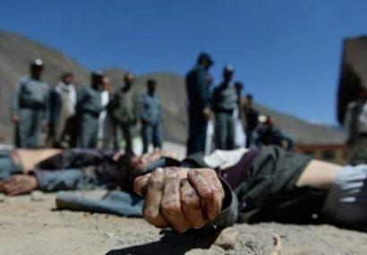 فرد شماره یک طالبان در بادغیس کشته شد