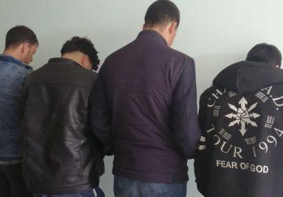 چهار قاچاقچی مواد مخدر در هرات دستگیر شدند