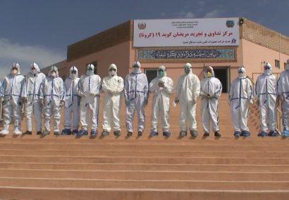 دو زن و ۳۶ مردم از شفاخانه اختصاصی کرونای هرات فرار کردند