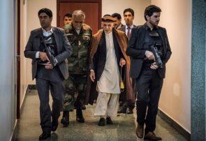 محافظ رئیس جمهور غنی کشته شد