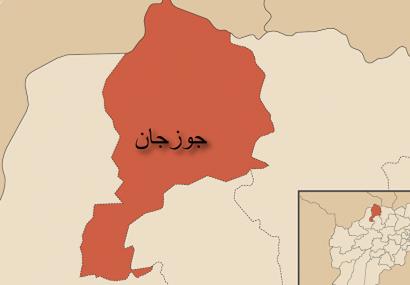 دولت مرکز ولسوالی خمآب جوزجان را پس گرفت