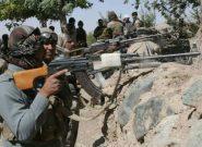 راهرو زیرزمینی ۵۰ متری طالبان در فراه کشف شد