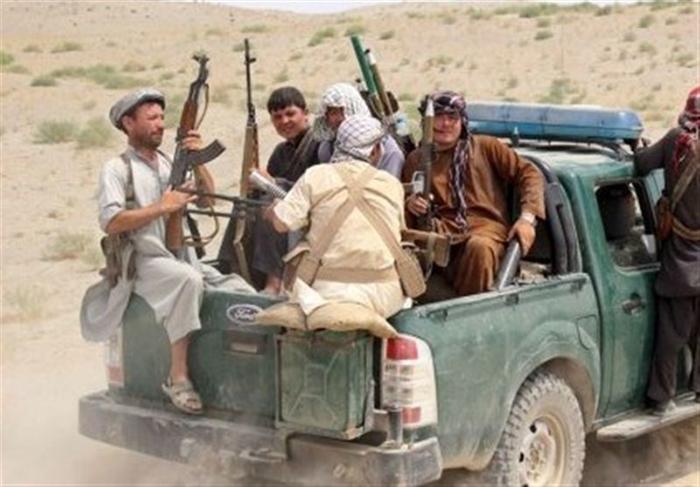 درگیری اردوی ملی و خیزش مردمی بادغیس/رئیس سمیع کشته شد