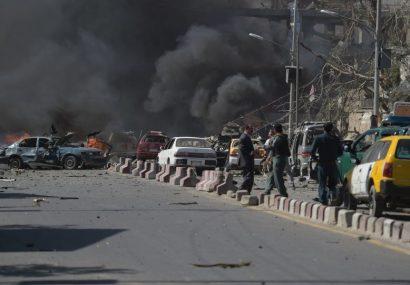 حمله انتحاری در کابل/ سه کشته و ۱۵ زخمی