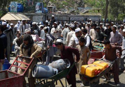 نگرانی از ورود مهاجرین افغان از پاکستان به کشور