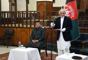غنی به عبدالله رئیس شورای عالی صلح را پیشنهاد کرد