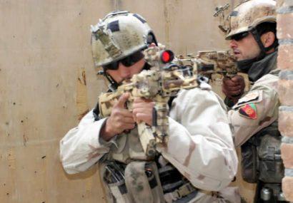 دوعضو خارجی گروه داعش دست گیر شدند