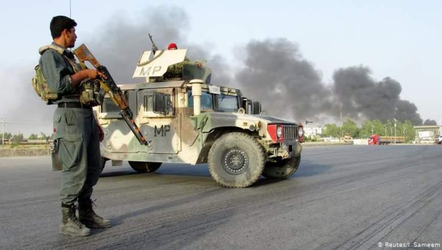 روند پاکسازی شاهراه اسلام قلعه هرات از افراد مسلح/۱۴ بازداشتی