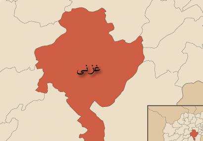در اثر انفجار ماین در غزنی پنج نفر کشته شدهاند