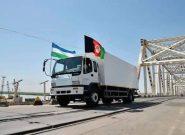 ازبکستان هم مواد غذایی برای کمک به افغانستان فرستاد