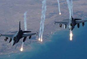 حمله هوایی در میدان وردک/۱۲ طالب کشته و زخمی شدند