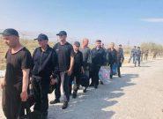 ۱۲۶ زندانی افغان به کشور از سوی ترکمنستان تسلیم شد
