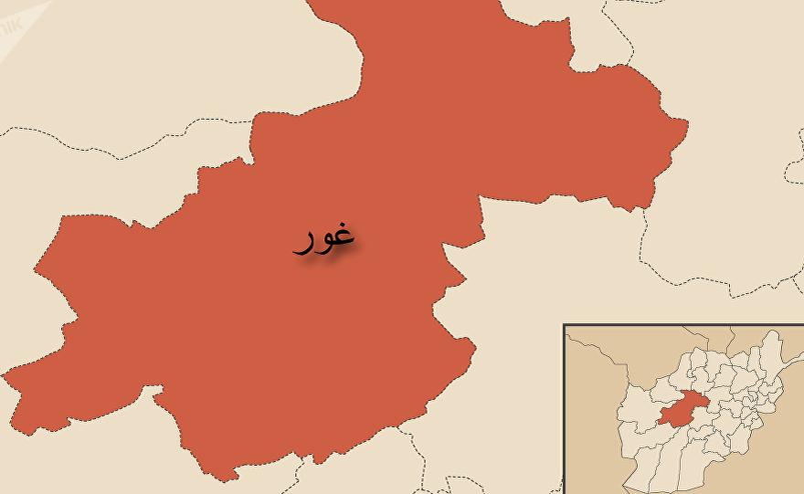 سه کشته از افراد ملکی و نظامی در ولایت غور