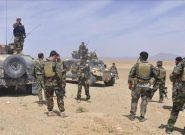 آغاز عملیات تازه برای سرکوب مخالفان مسلح دولت در فراه