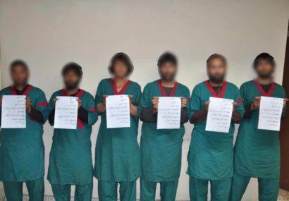 شش تن به اتهام تخریب پایه برق در کابل دستگیر شدند