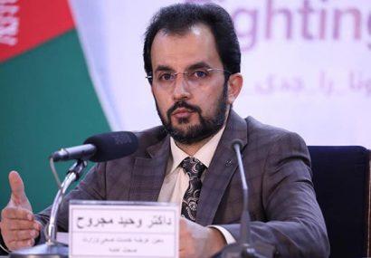 نگرانی وزارت صحت از بی توجهی مردم/ ۳۴۹ واقعه جدید مثبت در یک روز