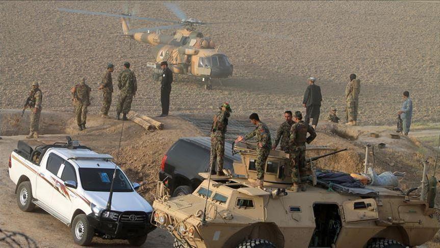 چهار عضو طالبان غور کشته شدند