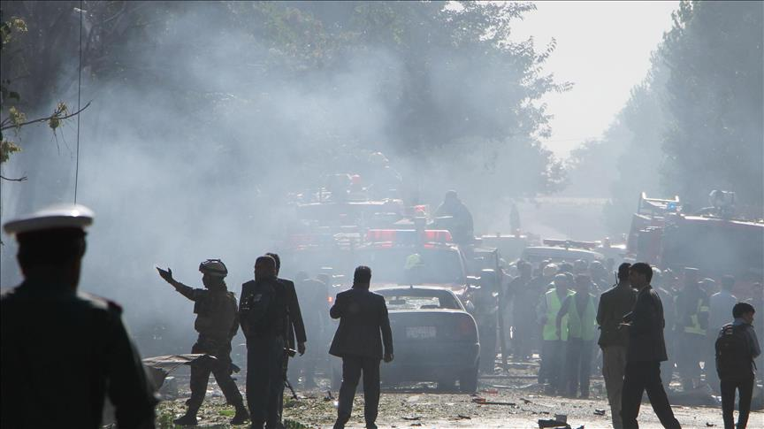 حمله مسلحانه در دشت برچی شهر کابل ربطی به طالبان ندارد