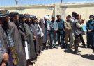آزادی ۱۰ زندانی طالبان از غور