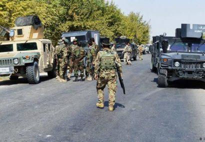حمله طالبان در جوند بادغیس عقب زده شد/چهار کشته و یک زخمی از طالبان