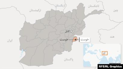 حمله راکتی طالبان در خوست جان پنج کودک را گرفت
