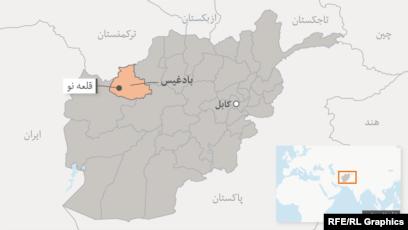 تداوم زد و خورد طالبان و دولت در بادغیس