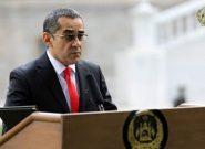 سرپرست و نامزد وزیر صحت عامه افغانستان شروع به کار کرد