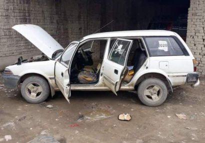 بازداشت ۹ طراح حمله موتر بمب به شهر هرات