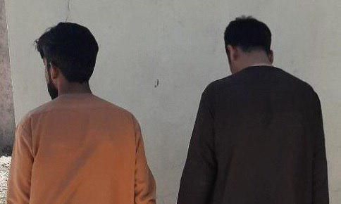 دستگیری سارقان چاقو به دستی که تیلر ربوده بودند