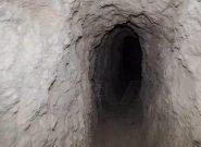 طونل مخفی طالبان برای حمله به ارتش نابود شد