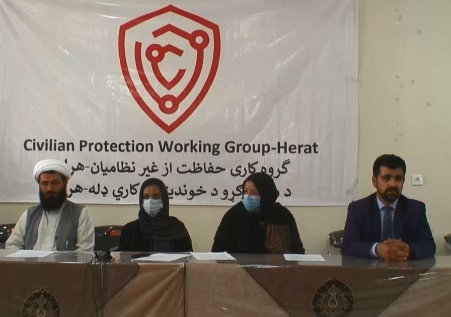 انتقاد شدید از جنگ طالبان و دولت در ولایت هرات