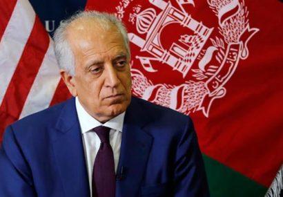 زلمی خلیلزاد با مقامات پاکستانی دیدار کرد