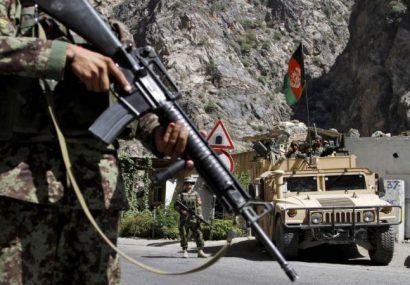 حمله طالبان در غزنی عقب زده شد