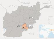 در دو انفجار جداگانه در زابل ۱۰ پولیس کشته شدند