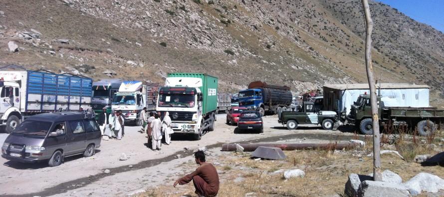 کاهش ۳۰۰ میلیون افغانی عواید گمرک فراه نسبت به گذشته