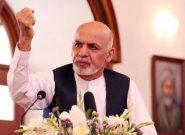 ادامه جنگ از سوی طالبان پروسه صلح را به خطر میاندازد