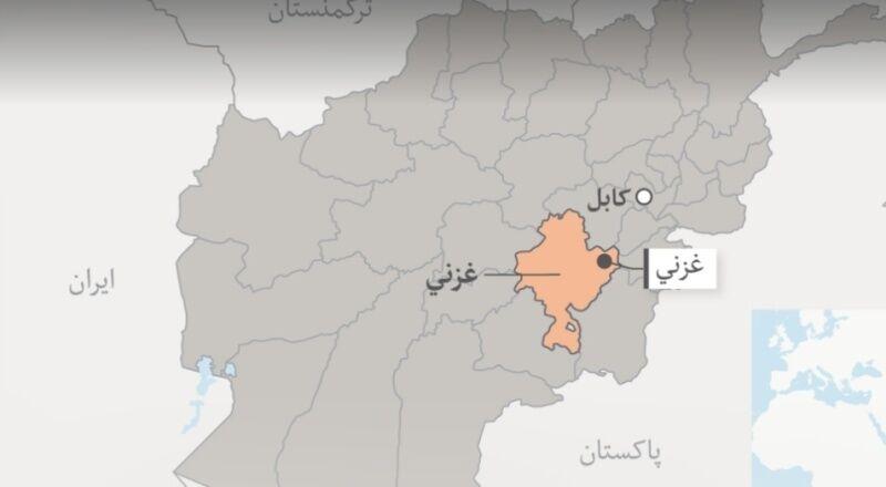 فرمانده پولیس ولسوالی دهیک غزنی کشته شد