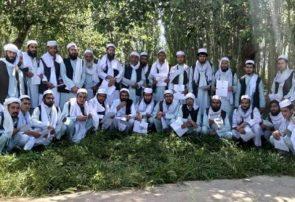 یک گروه از زندانیان دولتی توسط طالبان رها شدند